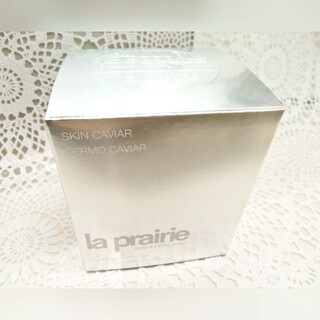 ラプレリー(La Prairie)の【新品・未使用】la prairie ラ・プレリー スキンキャビア(美容液)(美容液)