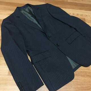 オリヒカ(ORIHICA)の/ORIHICA/オリヒカ/スーツジャケット/A4冬物/ネイビーストライプ /(テーラードジャケット)