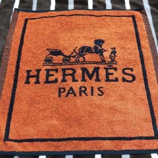 エルメス(Hermes)の【新品未使用】HERMES エルメス ハンドタオル(ハンカチ)