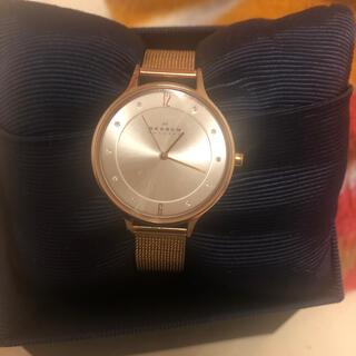 スカーゲン(SKAGEN)のSKAGEN  腕時計(レディース)(腕時計)