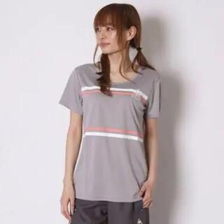 ルコックスポルティフ(le coq sportif)のルコック スポーツTシャツ グレー(Tシャツ(半袖/袖なし))
