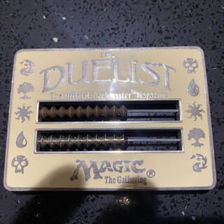 マジックザギャザリング(マジック:ザ・ギャザリング)のマジック・ザ・ギャザリング ライフカウンター 白(カードサプライ/アクセサリ)