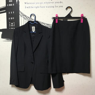 ミッシェルクラン(MICHEL KLEIN)の本日限定 ミッシェルクラン スカートスーツ(スーツ)