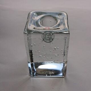 イッタラ(iittala)のイッタラ iittala アーキペラゴ ガラス キャンドルホルダー スクエア(置物)