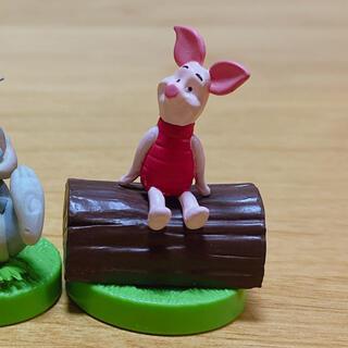 フルタセイカ(フルタ製菓)のチョコエッグ ディズニー ピグレット プーさん フィギュア(キャラクターグッズ)