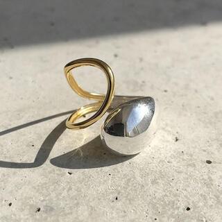 エンフォルド(ENFOLD)のContrast nuance ring No.484(リング(指輪))