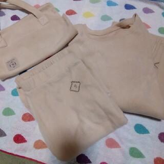 サマンサモスモス(SM2)の新品 未開封 サマンサモスモス ノベルティ  バッグ付きルームウェア (ルームウェア)