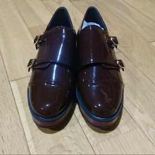 ジェリービーンズ(JELLY BEANS)のジェリービーンズダブルモンクストラップシューズ(ローファー/革靴)