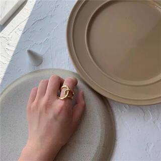 エンフォルド(ENFOLD)のおすすめリング💍大ぶりで可愛い♡(リング(指輪))