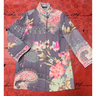 レオナール(LEONARD)の【専用】レオナール美品、きれいなお色のカシミヤ混ウールコート(ロングコート)