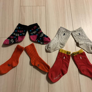 POLO RALPH LAUREN - ベビー ブランド 靴下 ソックス セット