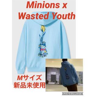 ミニオン(ミニオン)のMinions x Wasted Youth Hoodie VERDY GDC(パーカー)