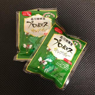 【おすすめ】森川健康堂 プロポリスキャンディー 100g×2袋(その他)