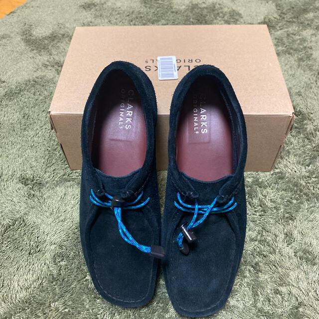 Clarks(クラークス)のClarks ワラビー GORE-TEX 27センチ 伊藤商店 メンズの靴/シューズ(ブーツ)の商品写真