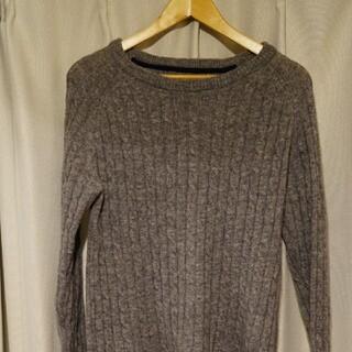 イッカ(ikka)のニット セーター ikka Mサイズ 未使用(ニット/セーター)