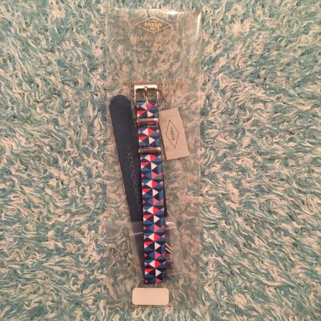 FOSSIL(フォッシル)のフォッシル ウォッチストラップ 腕時計用替えベルト バンド メンズの時計(その他)の商品写真