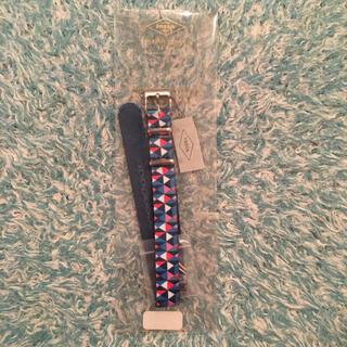 FOSSIL - フォッシル ウォッチストラップ 腕時計用替えベルト バンド