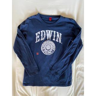エドウィン(EDWIN)のEDWIN 長袖Tシャツ(Tシャツ/カットソー(七分/長袖))