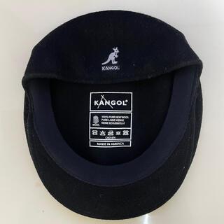 カンゴール(KANGOL)のKANGOL HUNTING WOOL 504 帽子(ハンチング/ベレー帽)