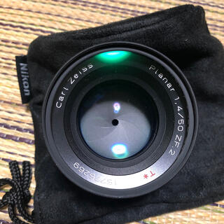 Carl Zeiss Planar T*1.4/50 ZF.2 (ニコン)(レンズ(単焦点))