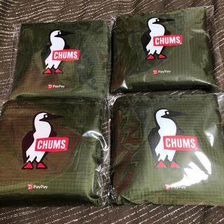 チャムス(CHUMS)のCHUMS × paypay × セブンイレブン エコバッグ(日用品/生活雑貨)