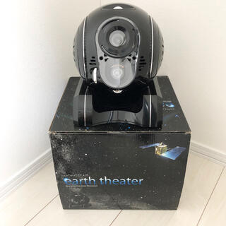 セガ(SEGA)のHOMESTAR earth theater ブラック(天井照明)