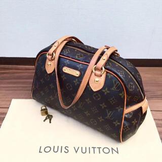 ルイヴィトン(LOUIS VUITTON)の【マルコ様専用】正規品 ルイヴィトン モントルグイユ PM(ハンドバッグ)