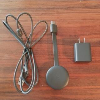 クローム(CHROME)のGoogle Chromecast 第3世代 正規品(映像用ケーブル)