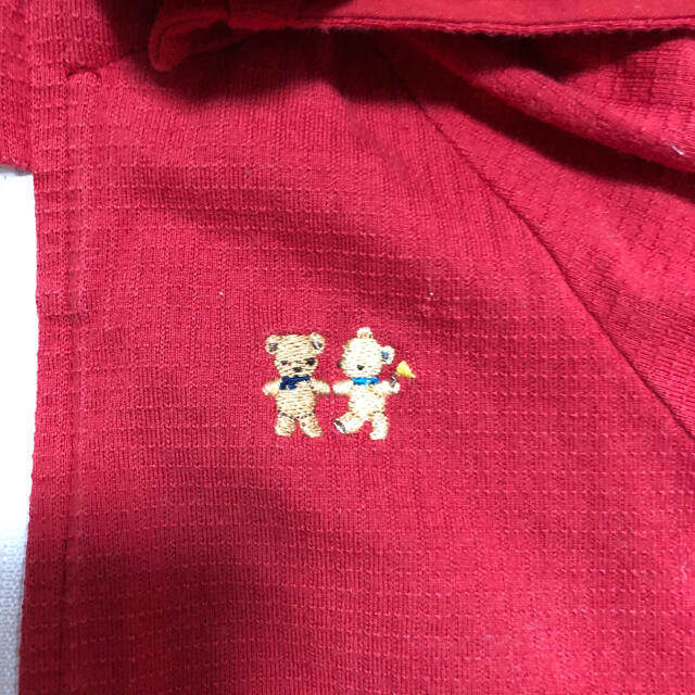 familiar(ファミリア)のファミリア  ブルゾン 80 チェック キッズ/ベビー/マタニティのベビー服(~85cm)(ジャケット/コート)の商品写真