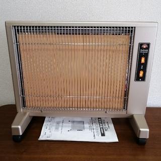 サンルミエキュート E800LS 遠赤外線パネルヒーター 完動美品暖房器 日本製(電気ヒーター)
