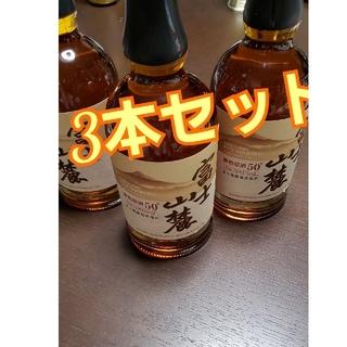 キリン - 富士山麓キリンウイスキー樽熟原酒50° 富士御殿場蒸溜所 700ml  3本