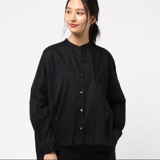 マザー(mother)のミズイロインド ♡バックギャザーシャツ(シャツ/ブラウス(長袖/七分))