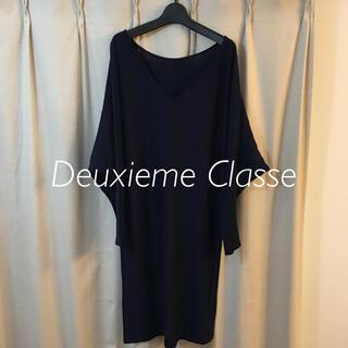 ドゥーズィエムクラス(DEUXIEME CLASSE)のDeuxieme Classe ワンピース(ひざ丈ワンピース)