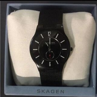 スカーゲン(SKAGEN)のSKAGEN チタニウム 腕時計 アナログ(腕時計(アナログ))