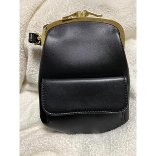 スタディオクリップ(STUDIO CLIP)のstudio CLIP PUがま口機能財布ショルダーバッグ(財布)