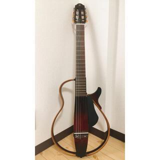 ヤマハ(ヤマハ)のYAMAHA ヤマハサイレントギター ナイロン弦仕様  SLG200N (クラシックギター)