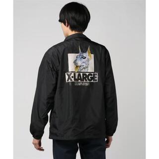 XLARGE - 【XLARGE×SORAYAMA】COACH JACKET