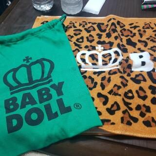 ベビードール(BABYDOLL)のBABYDOLLタオル&巾着(その他)