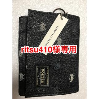 PORTER - PORTER essential コラボ インベーダー 財布