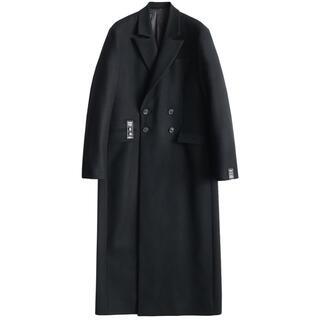 シャリーフ(SHAREEF)の【新品タグ付き】SHAREEF DOUBLE LONG COAT コート(チェスターコート)