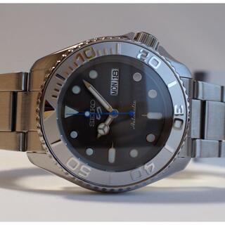 セイコー(SEIKO)の【限定1本新品】セイコー5 SRPD63 ヨットカスタム mod(腕時計(アナログ))