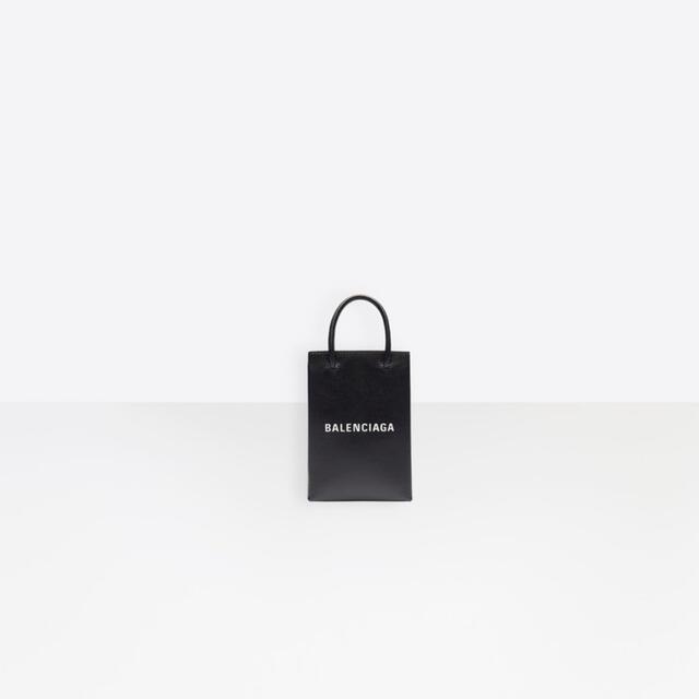 Balenciaga(バレンシアガ)のBALENCIAGA ショッピング フォンフォルダーバック メンズのバッグ(ショルダーバッグ)の商品写真