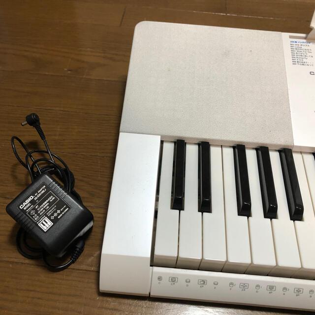 CASIO(カシオ)のカシオ キーボード 楽器の鍵盤楽器(電子ピアノ)の商品写真