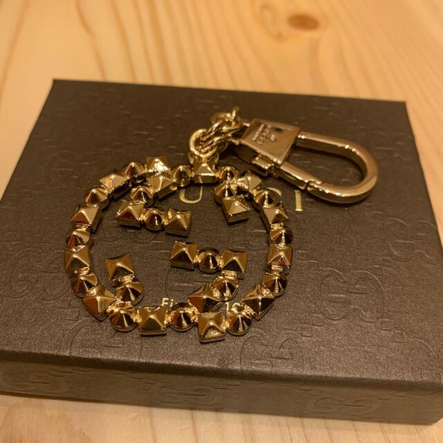 Gucci(グッチ)のGUCCIキーリング レディースのファッション小物(キーホルダー)の商品写真
