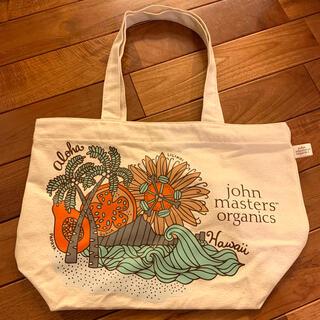 ジョンマスターオーガニック(John Masters Organics)のjohn masters organicsトートバッグ(エコバッグ)