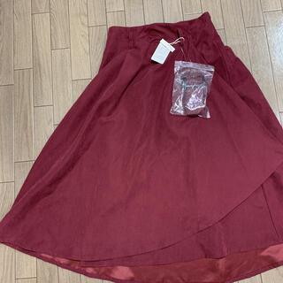 ナイスクラップ(NICE CLAUP)のNICE CLAUP スカート(ロングスカート)