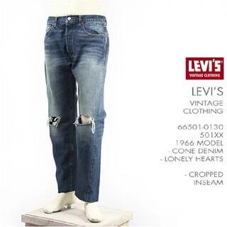 コモリ(COMOLI)の【服】LEVI'S VINTAGE CLOTHING501XX 【処分特価】(デニム/ジーンズ)