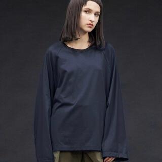 エドウィナホール(Edwina Hoerl)のmy beautiful landlet マイビューティフルランドレッド ロンT(Tシャツ/カットソー(七分/長袖))