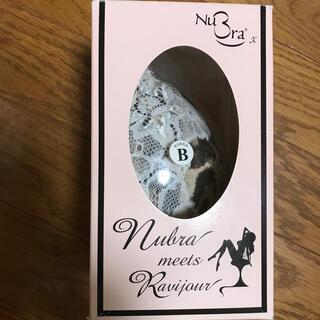 ラヴィジュール(Ravijour)のラヴィジュールの激盛NuBra♡豹柄ホワイトレース廃盤品  size    B(ヌーブラ)