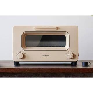バルミューダ(BALMUDA)の最新型!バルミューダ トースター ベージュ(調理機器)